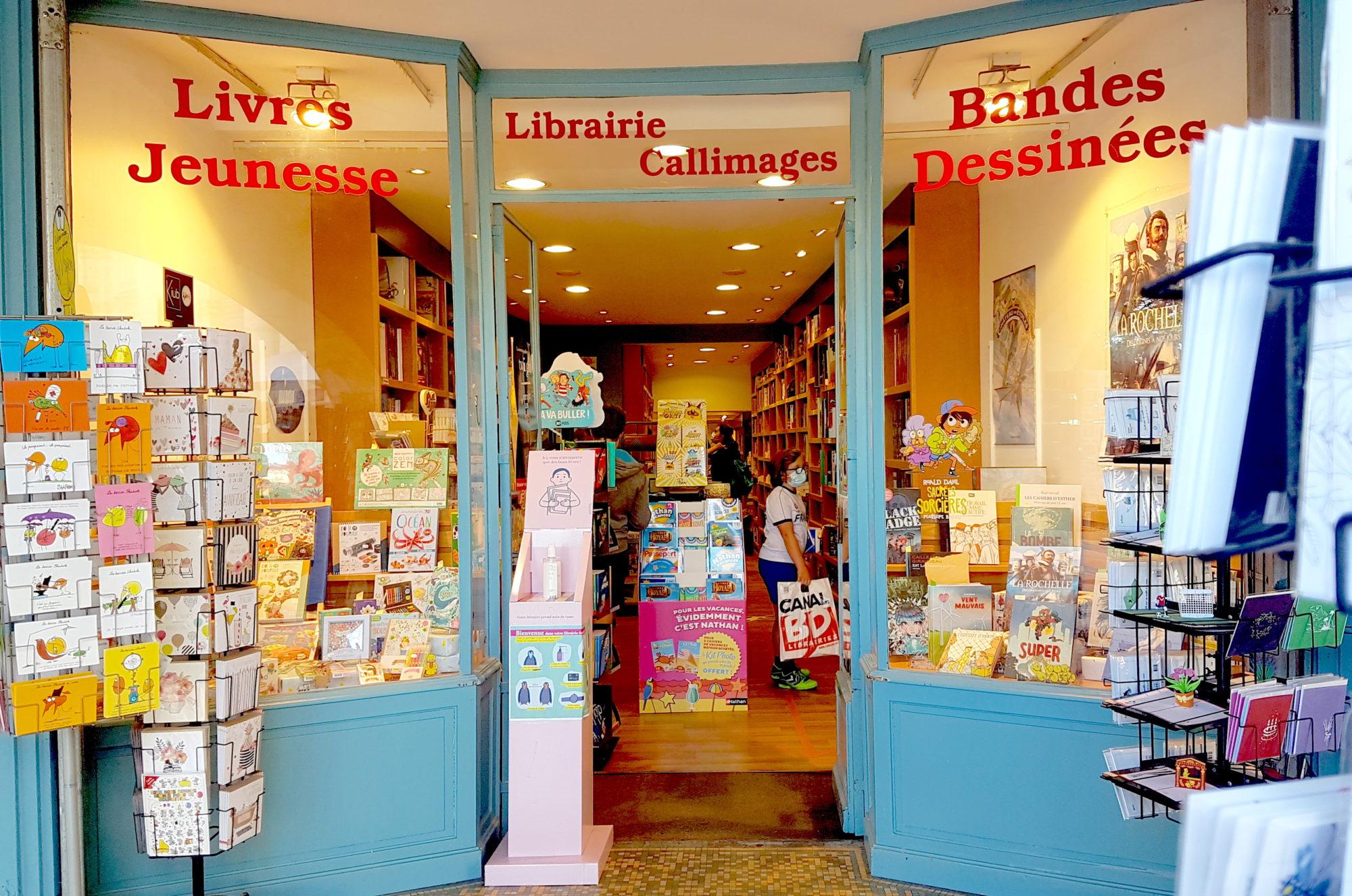 librairie callimages
