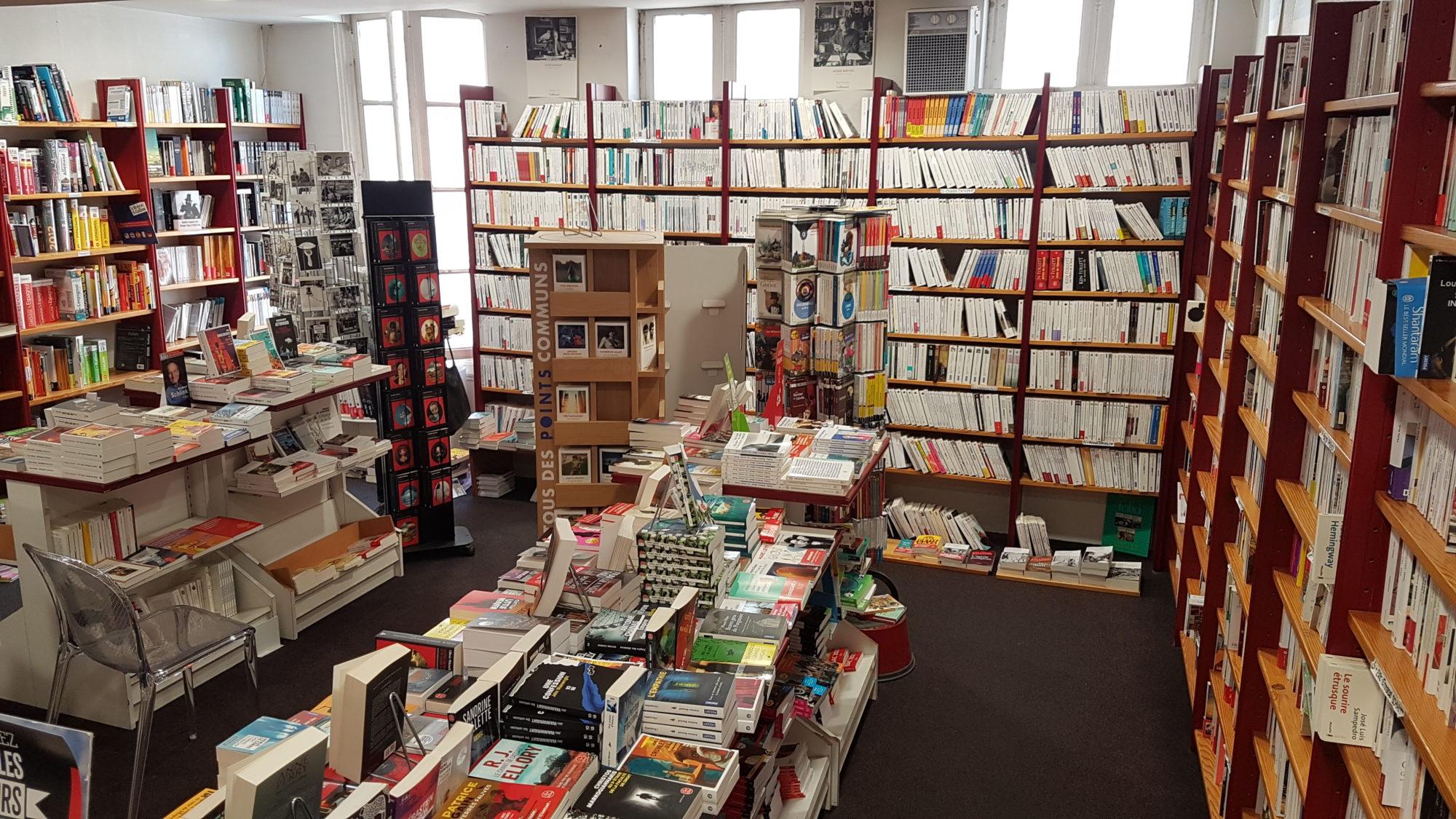 librairie calligrammes