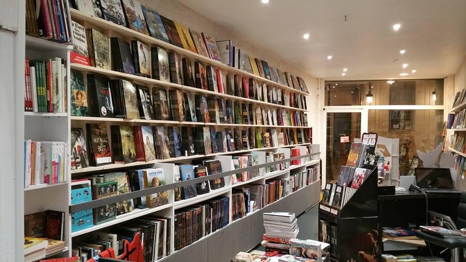 librairie bulle en cavale 1