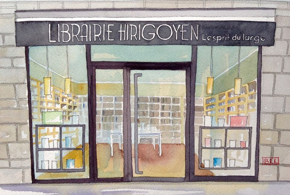 LIBRAIRIE HIRIGOYEN