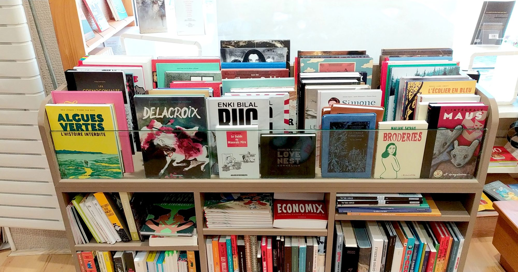 librairie préférences 2